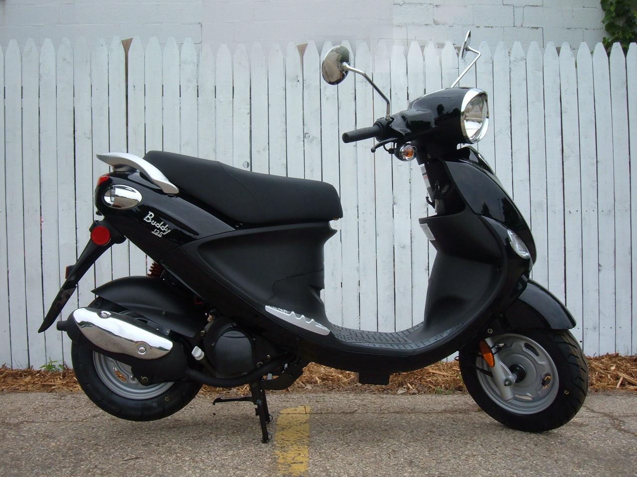 buddy 125cc